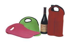 Housse en néoprène Isolation thermique du refroidisseur d'Sac de vin de glace
