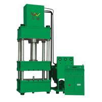 4ポストの油圧機械(LwYT32シリーズ)