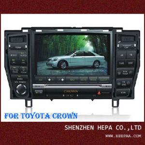 Toyota (왕 크라운) (HP-TC800Y) llow 사암을%s YeDVD 선수
