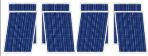 多結晶性太陽電池パネル(SNS (p) 230)