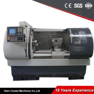 Tagliatrice orizzontale del tornio di CNC del metallo (CK6150A)