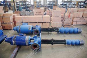 ステンレス鋼の浸水許容の深い井戸の遠心ポンプ