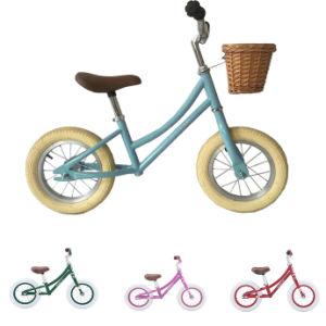 Châssis en acier Les enfants de l'équilibre des vélos pour enfants/Balance vélo avec la certification CE