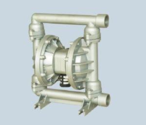 압축 공기를 넣은 격막 펌프 (QBY)