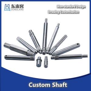 Eje eléctrico CNC personalizado de precisión de la carretilla elevadora