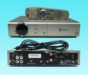 Strong4653 (ricevente del MPEG 2) Digital TV regolata per inscatolare la ricevente satellite di Digitahi