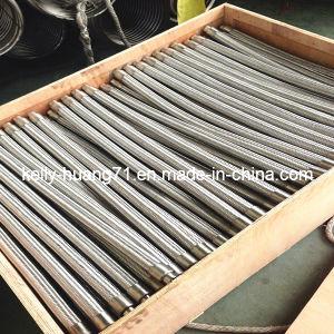 Tubo flessibile del metallo flessibile con i montaggi saldati