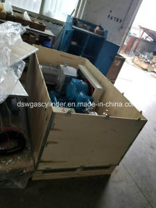 Cryogene Vloeibare het Vullen van de Cilinder Pomp bpo-200-600