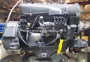 トラクターまたは掘削機のディーゼル機関Beinei Deutz空気によって冷却されるF4l913