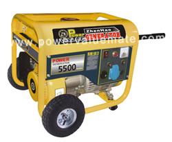 Generador de gasolina(ZH5500)