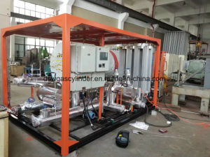 Hochdruck-LNG-flüssiger Sauerstoff-Stickstoff-Argon-Multiseriate Kolbenpumpe