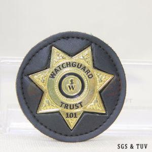 BSCIは工場専門のカスタム真鍮の札入れの警察Pinのバッジを指示する