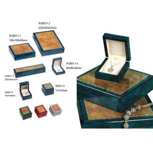 Personalizar el embalaje de laca de lujo Joyas de regalo una caja de madera