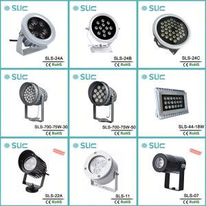 携帯用DC24V 9W LEDの点ライト(SLS-24A)
