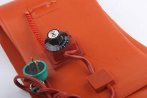 겨울 동안 자동 건전지 히이터 실리콘 전기 패드 사용