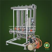 Los filtros de Backwashing automático