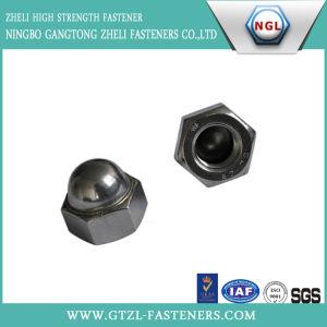 Écrou borgne pour l'industrie (DIN1587)