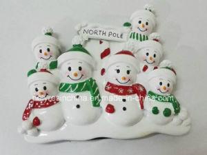 Oso Polar Polyresin Ornamento de Navidad