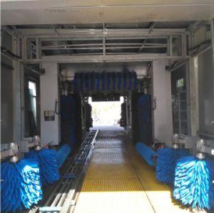 Escolha o melhor equipamento de lavagem do túnel a arruela de carro automático