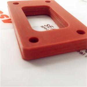 Custom Molded Vmq Silicone Rubber Gasket