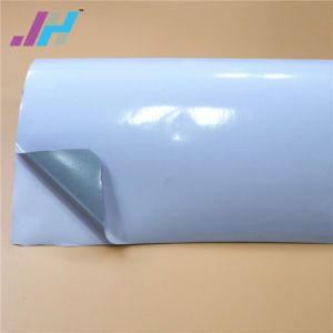 Adesivo de PVC transparente de auto vinil