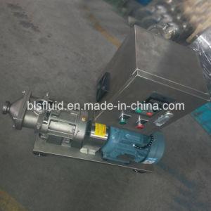 30t/Hステンレス鋼のFsl対ねじポンプ