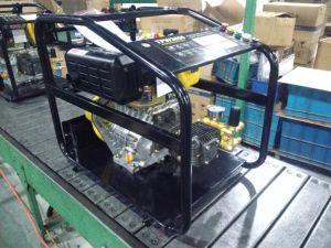 디젤 엔진 고압 세탁기 2700psi 3600psi 힘 세탁기술자