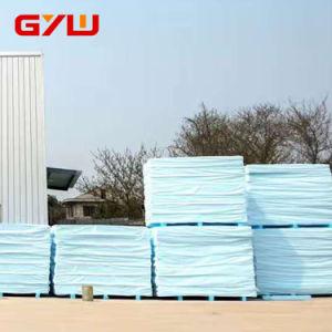 Appartements de construction de murs coupe-feu de sécurité du matériau isolant