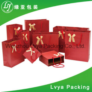 Оптовая торговля пользовательский Дизайн печатной D-Cut Бабочки свадебные конфеты подарочные упаковки бумажных мешков для пыли