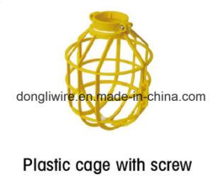 構築か一時ストリングライトSjtwはプラスチックケージと12/3 UL/CSA証明した