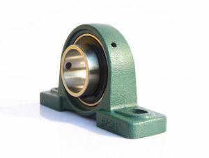 La UCP318 de 90 mm de diámetro, la UCP318-56 llevaba 3-1/2 pulgadas de rodamiento de chumacera