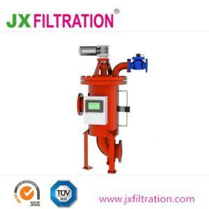 Автоматическая Backwash Самоочищающийся фильтр для воды картриджа из нержавеющей стали