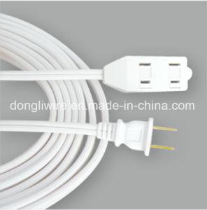UL/certifié ETL de cordon d'extension intérieure avec 3 prise de courant électrique