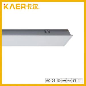 1200X600mm 72W het LEIDENE van de Kroonluchter van de LEIDENE Lamp van het Bureau Licht van het Comité