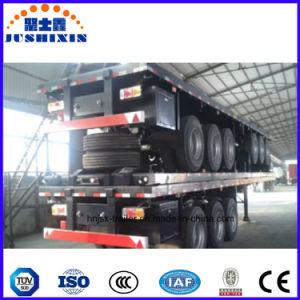 2/3/4台の車軸40FT容器の貨物またはトラックのトレーラー