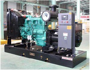 セリウム(GDC313*S)が付いている250kw/313kVA極度の無声Cumminsの発電機