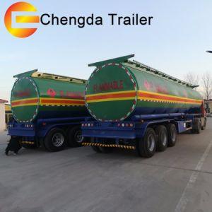 販売のためのトレーラー45000リットルの燃料のミルクのタンカータンクトラックの