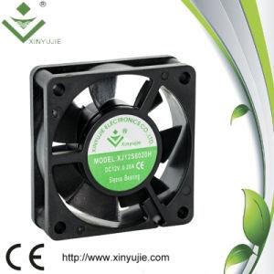 Xj6020高い静圧のファン6020 5V 12V 24VファンDCの軸ファン産業ファン