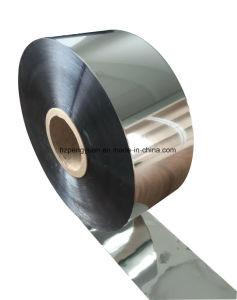 Голубая пленка любимчика алюминиевой фольги для защищать кабеля Elecronic