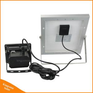 Aluminio Control remoto de inundación Solar Jardín de luz luz de pared LED de 20 PC