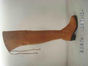 Le design de mode sur le genou Boot pour les femmes sexy