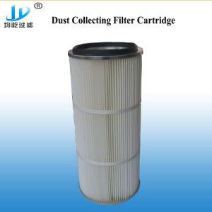 Plegado de alto flujo micras, cartucho de filtro de PTFE