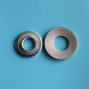 L'ENF25-511 dentelées en acier inoxydable M10 rondelle élastique conique
