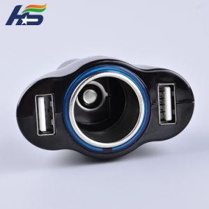 Chargement rapide personnalisée Téléphone Mobile Chargeur universel de voiture USB