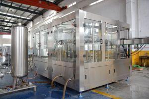 De automatische het Vullen van het Mineraalwater Machine van de Verpakking met de Certificatie van ISO