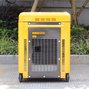 Diesel silenzioso del bisonte prezzo del generatore da 7.5 KVA