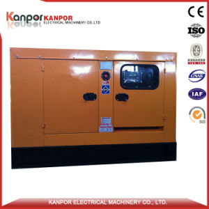Diesel Genset van het Type van Yangdong 27kw 33kVA (30kw 38kVA) de Stille