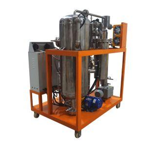 Plantas de biodiesel de aceite de cocina China Máquina purificadora
