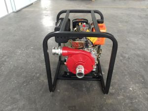 2インチの鋳鉄のディーゼル高圧水ポンプFshwp20d