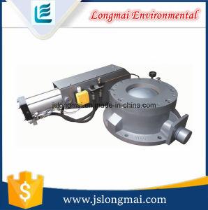 Valvola di scarico girante di ceramica pneumatica (valvola dell'equilibrio)